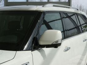 英菲尼迪-英菲尼迪QX车身外观图片