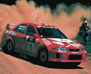 WRC世界汽车拉力锦标赛详细介绍