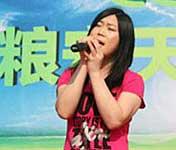 西单女孩任月丽演唱歌曲《我们一起飞》