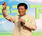 马广福演唱歌曲《关东风》