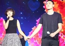 王鹏凯携手张佳宁献唱歌曲《因为爱情》