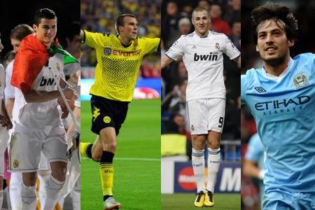 <center>2012欧洲杯八大期待</center>