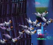 广州亚运会开幕式《白云之帆》表演团队