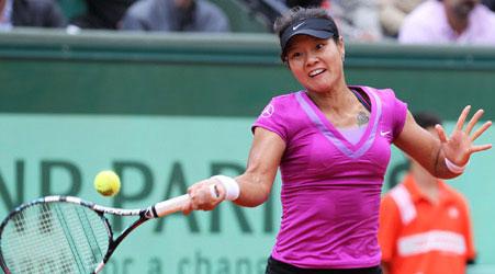 4日综述:李娜夺冠周年遭逆转 纳达尔莎娃进八强