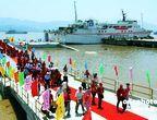 2008年7月5日 实现宁德与台湾马祖地区的海上客运直接往来