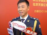 《国家命运》主演胡亚捷接受媒体群访