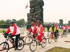 北京丰台抗战雕塑园