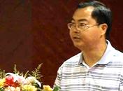 百色市旅游局党委书记麻华斌讲话