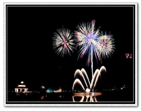 台湾迎2012曙光 游客从早玩到跨年夜