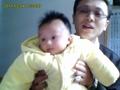爸爸和宝贝儿子一起唱《大中国》