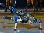 [美术星空]男子群舞《红蓝军》 表演:解放军艺术学院