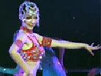 [美术星空]女子群舞《吉庆有余》 表演:北京歌舞剧院 牟妮等