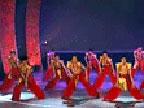 [美术星空]群舞《激情红绸》 表演:北京歌舞剧院 蔡梦娜等