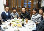 韩国华人祝福,向祖国拜年