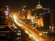 Avenida Chang´an de Beijing