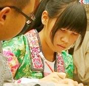 刘习聪:家访全校五百余名学生