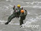 空军解密汶川地震未公开图片