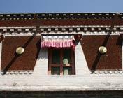 藏族风格建筑