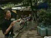 张萌:绵竹受灾群众居住环境