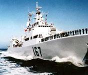 中国海军驱逐舰家族谱