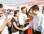 胡锦涛总书记在新疆考察工作