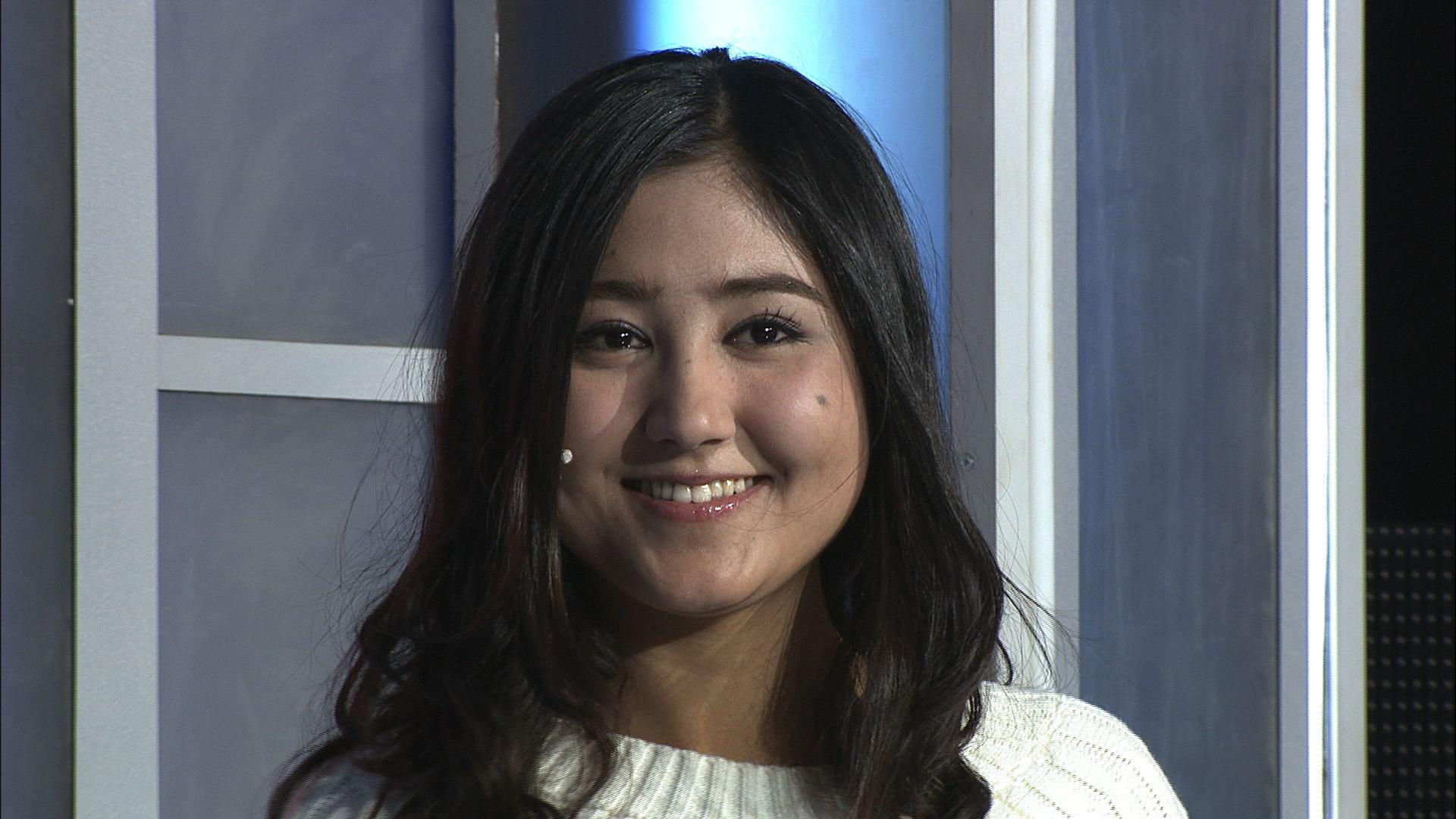 新疆的美丽姑娘——阿依米尔