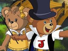 杰米熊之神奇魔术_《杰米熊之甜心集结号》