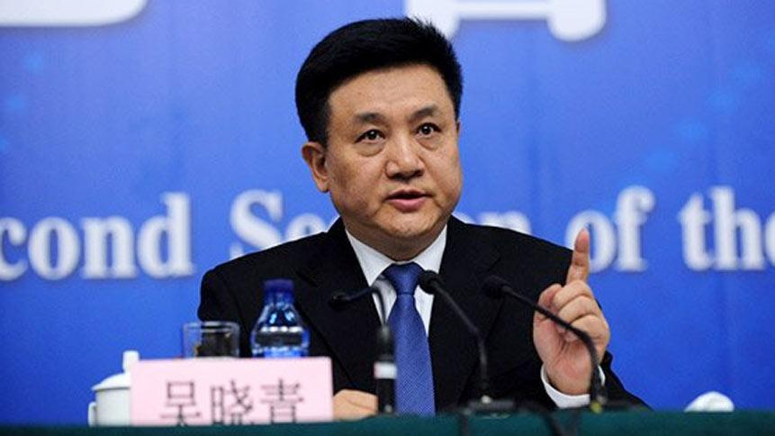 """环保部副部长吴晓青等就""""加强环境保护 建设美丽中国""""答记者问"""