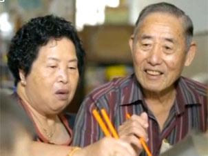 乡情满志的老华侨
