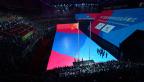[高清组图]第二届亚洲青年运动会开幕式