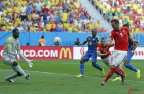[高清组图]瑞士逆转厄瓜多尔 收获世界杯开门红