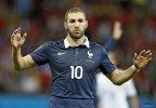 [高清组图]法国3比0洪都拉斯 本泽马两球立头功