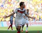 [高清组图]胡梅尔斯头球破门 德国1-0淘汰法国