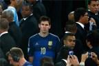 [高清组图]阿根廷虽败犹荣 潘帕斯雄鹰决赛折翼