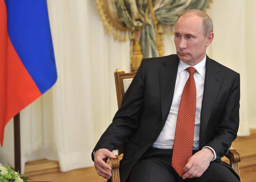 Президент рф провел ряд встреч 15 мая