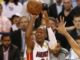 [NBA]雷阿伦压哨三分领衔前六场总决赛十佳球