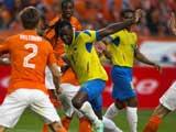 [国际足球]友谊赛:荷兰VS厄瓜多尔 下半场