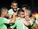 [世界杯]阿尔及利亚胜亚美尼亚 热身赛告捷
