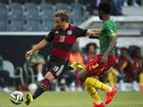 [世界杯]国际足球友谊赛:德国VS喀麦隆 上半场