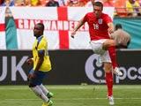 [世界杯]巴克利人球分过突入禁区 兰伯特抽射入网