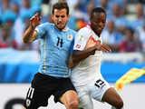 [世界杯]D组:乌拉圭1-3哥斯达黎加 比赛集锦