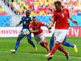 [世界杯]罗德里格斯低传门前 塞费罗维奇送绝杀