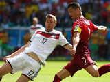 [世界杯]G组:德国4-0葡萄牙 比赛集锦