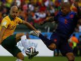 [世界杯]B组:澳大利亚VS荷兰 下半场