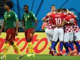 [世界杯]A组:喀麦隆VS克罗地亚 下半场