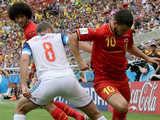 [世界杯]H组:比利时VS俄罗斯 下半场