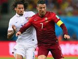 [世界杯]G组:美国2-2葡萄牙 C罗集锦