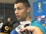 [世界杯]C罗:我很伤心 葡萄牙从来不是夺冠热门