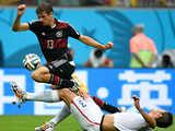 [世界杯]G组:美国VS德国 上半场