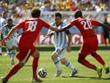 [世界杯]1/8决赛:阿根廷VS瑞士 上半场